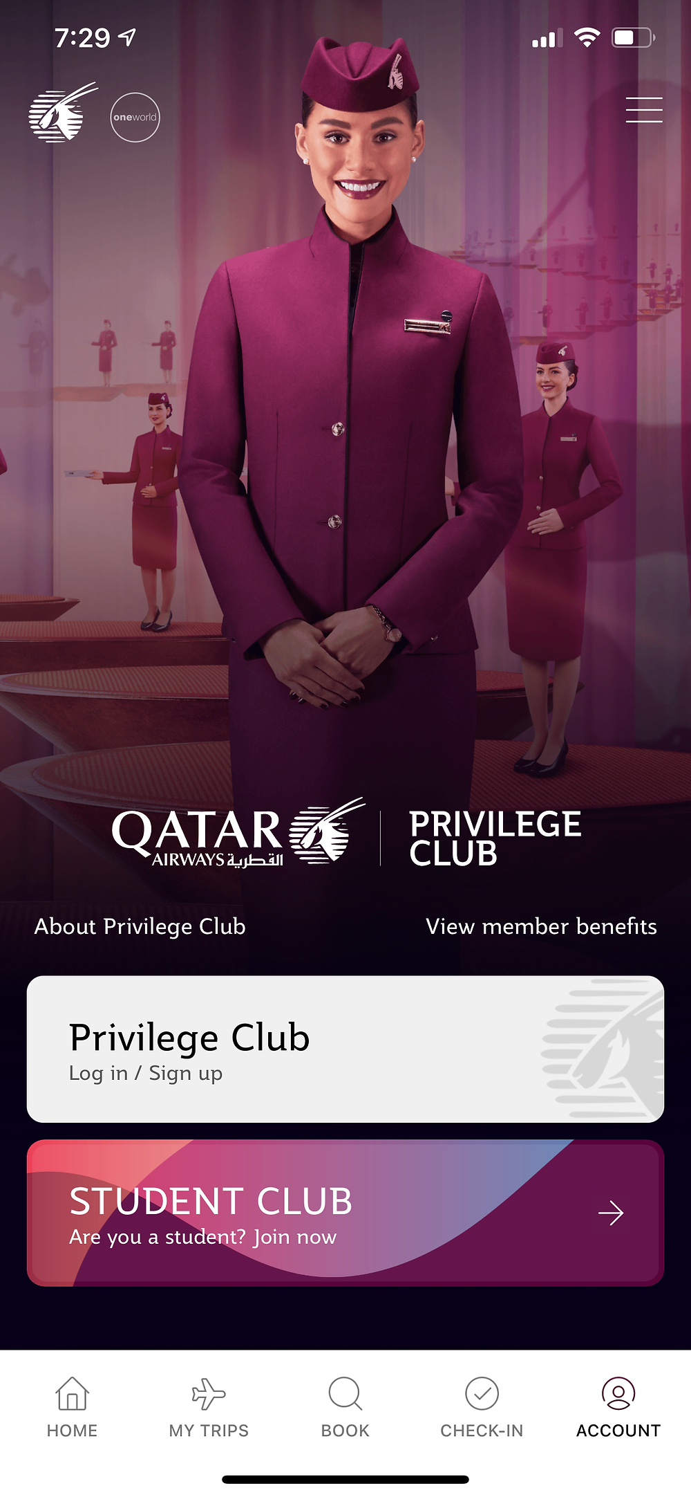 Flying With Qatar Airways And Layover In Hamad International Aiport Doha Airport