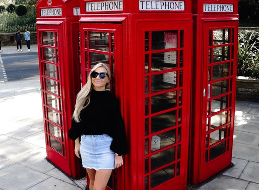 A September Sunday in London
