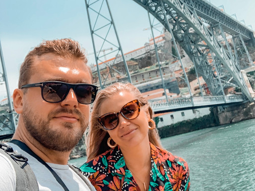 A couples 3 days in Porto