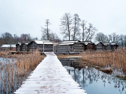 My Latvian Winter