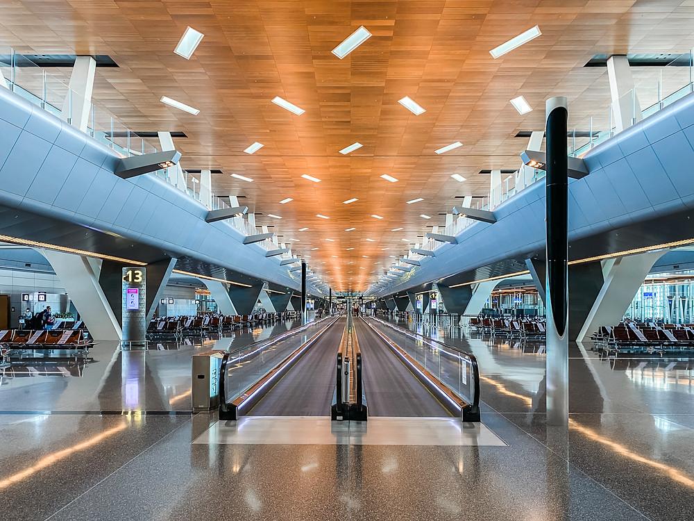 Hamad International Airport - Doha Airport