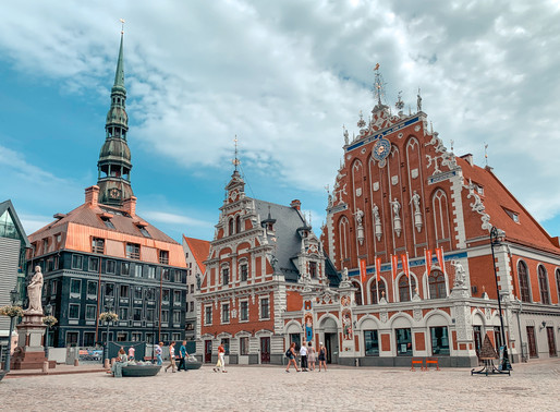 My top 7 amazing places in Latvia!