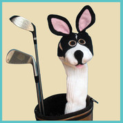Boston Terrier Golf Club Cover