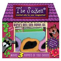 BEST sock puppet making kit