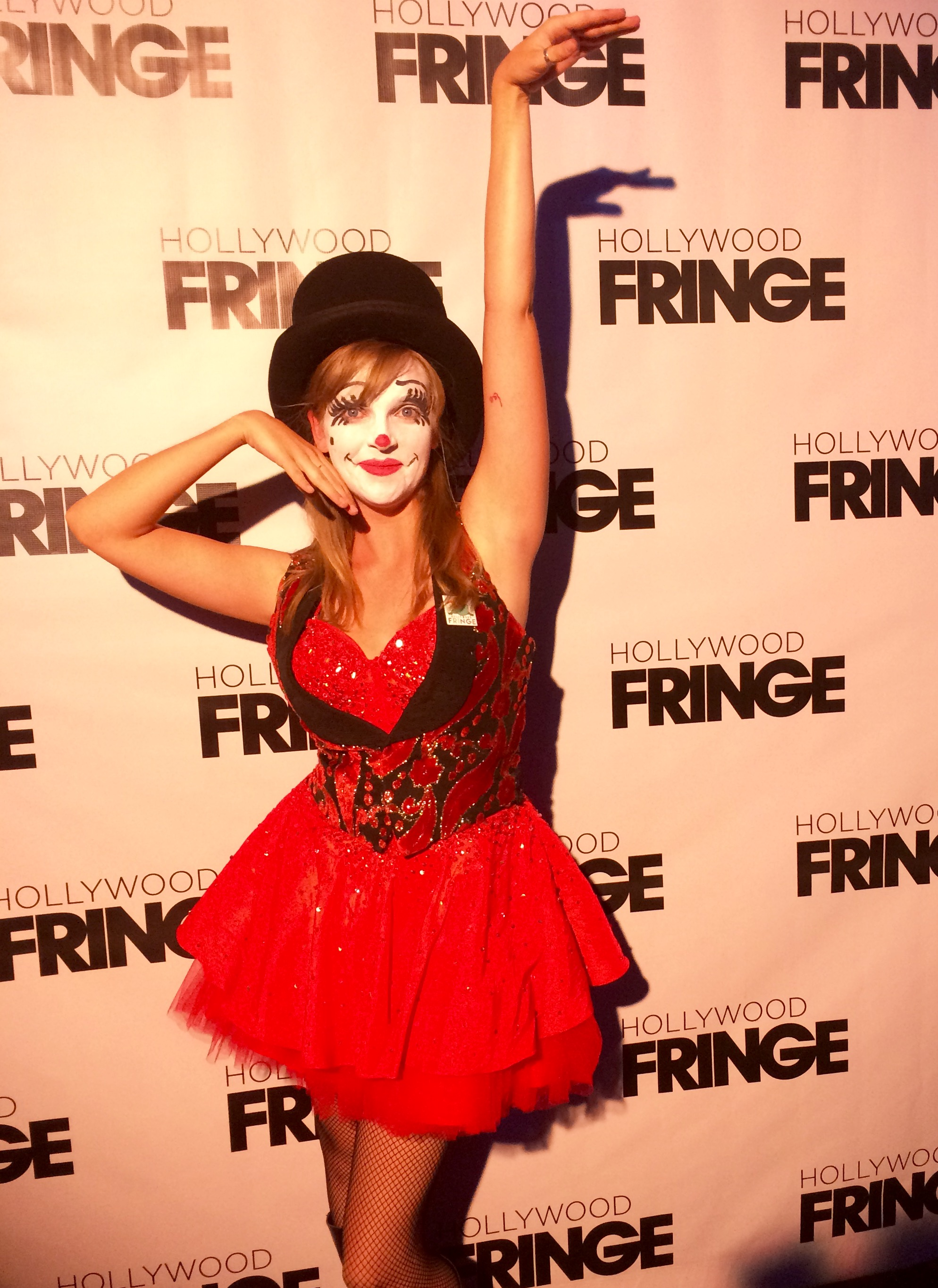 Rosa at Hollywood Fringe