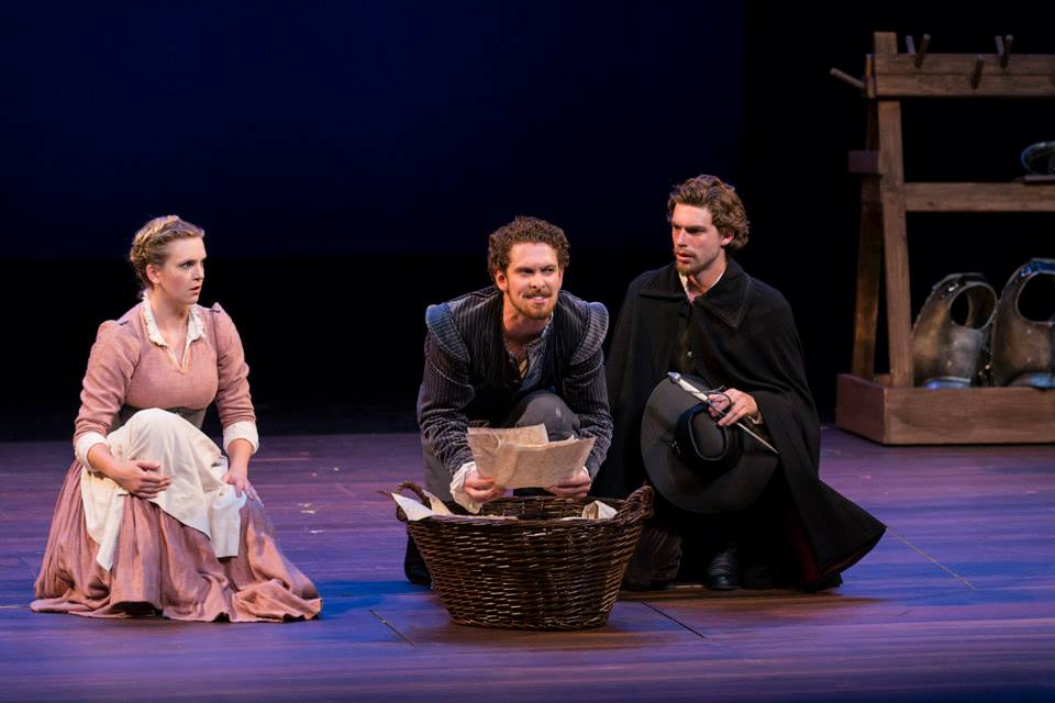 As Judith in Equivocation
