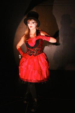 Rosa from La La La Strada