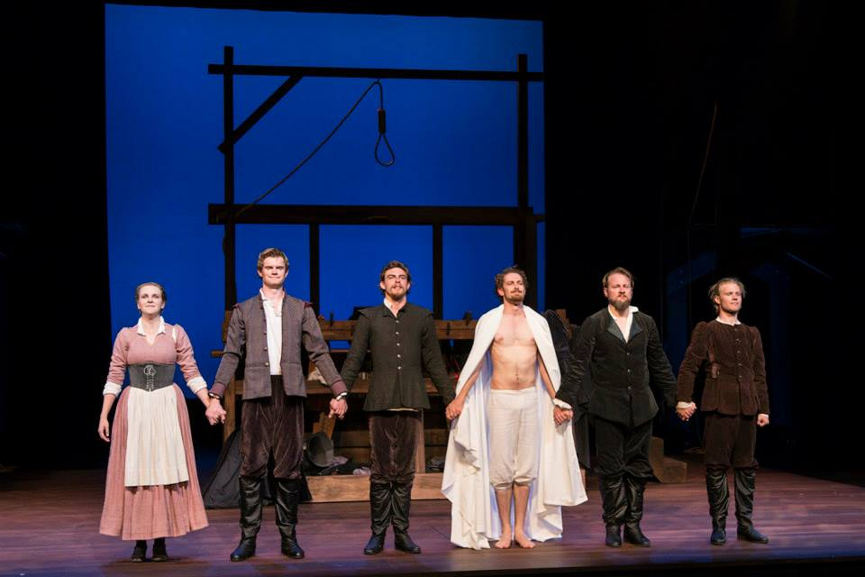 The cast of Equivocation