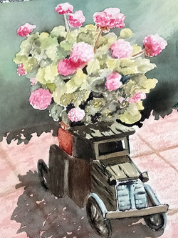 Flower Truck