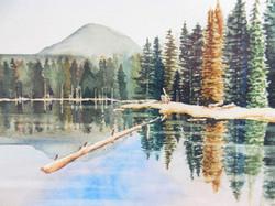 Lake Reflecttions