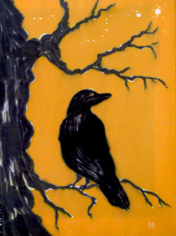 Crow in Daylight