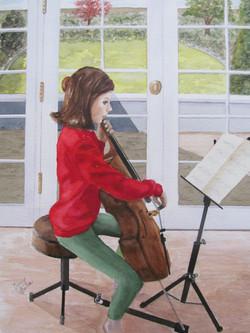 Cello Practice