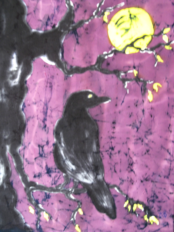 Crow at Night