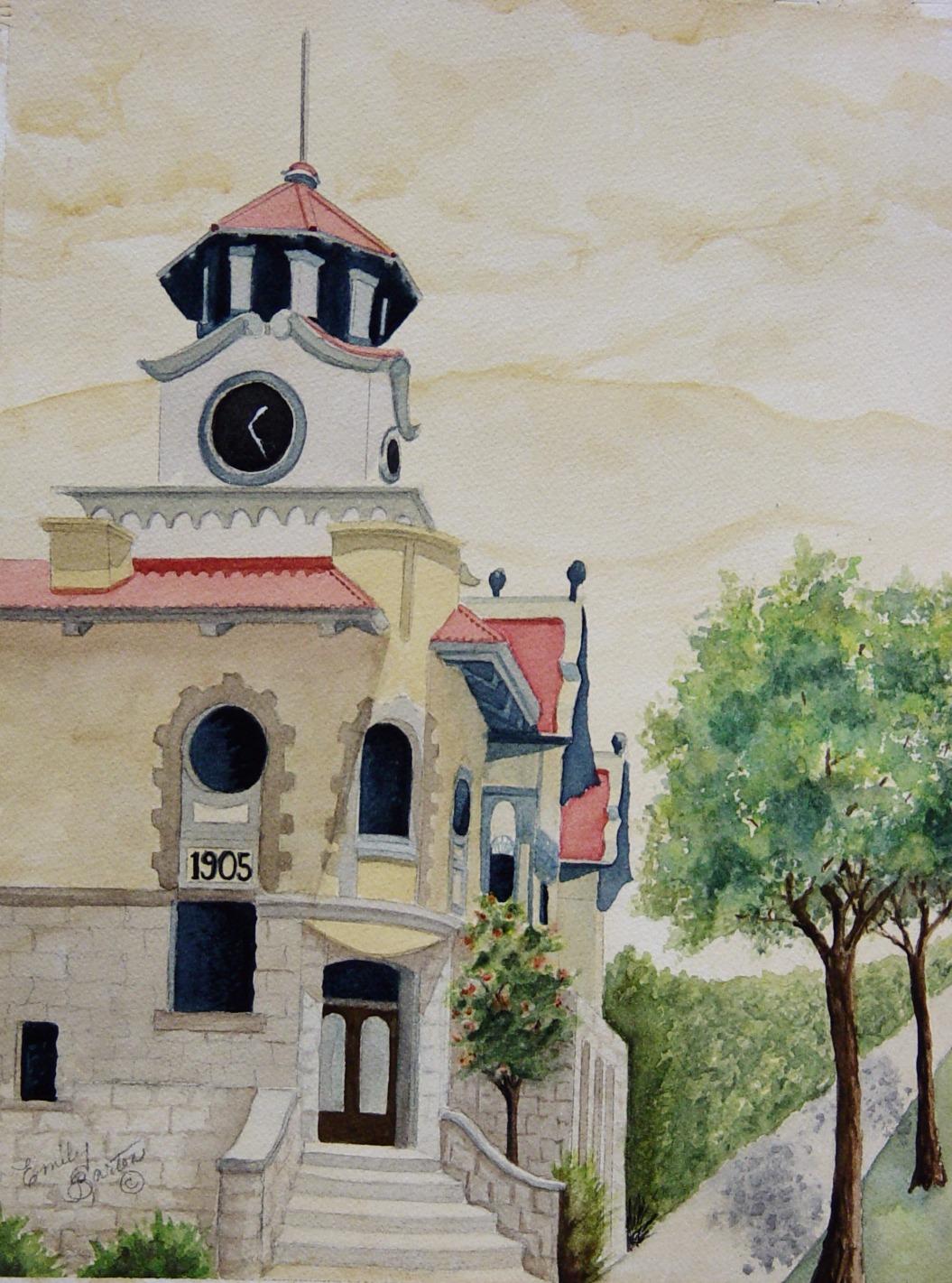Gilroy Town Hall