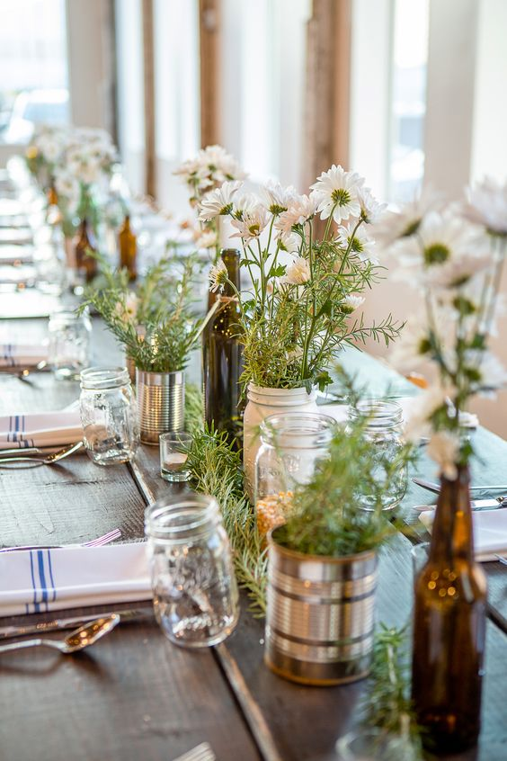 Seattle table top design and decor