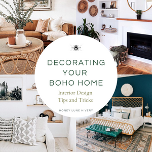 Interior Design Tips and Tricks for decorating your Interior Bohemian