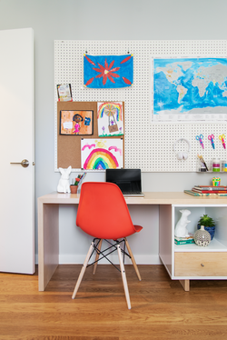 Capitol Hill Kid's Room Design