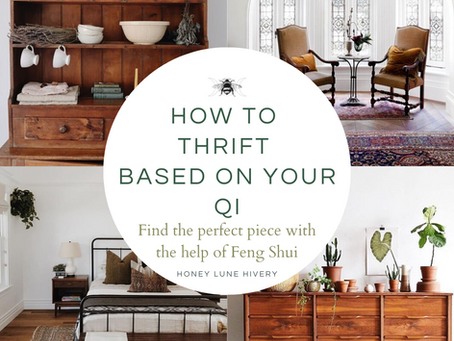 How to Thrift based on your Qi