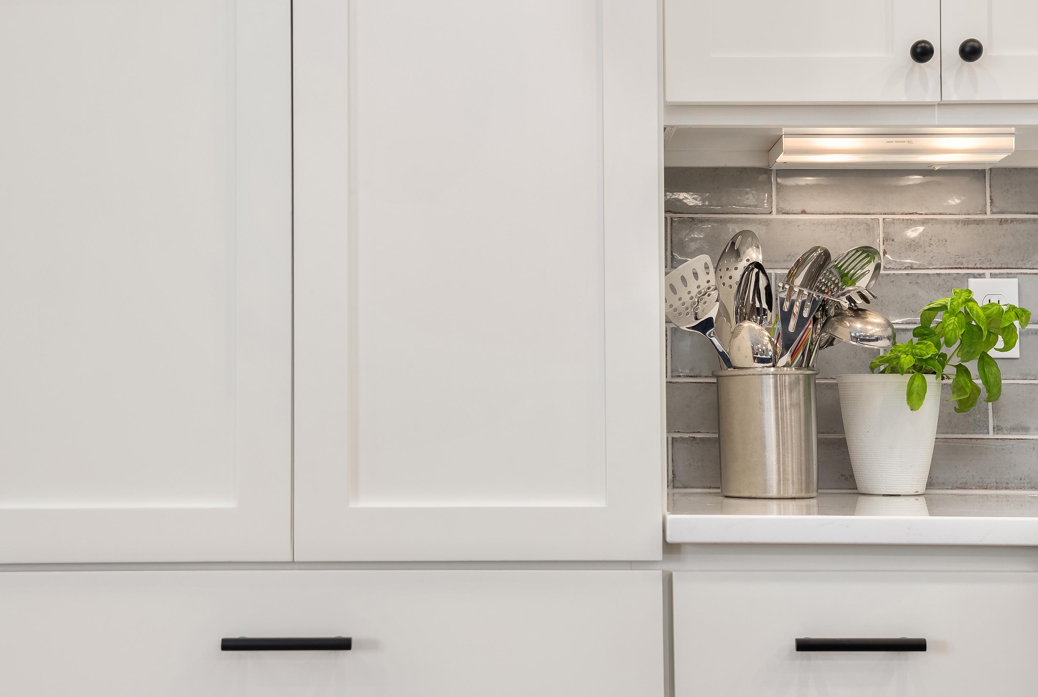 Seattle kitchen remodel interior design.
