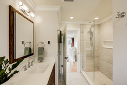 Seattle Traditional Bathroom Remodel