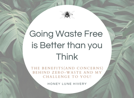 Going Waste Free is Better than you Think