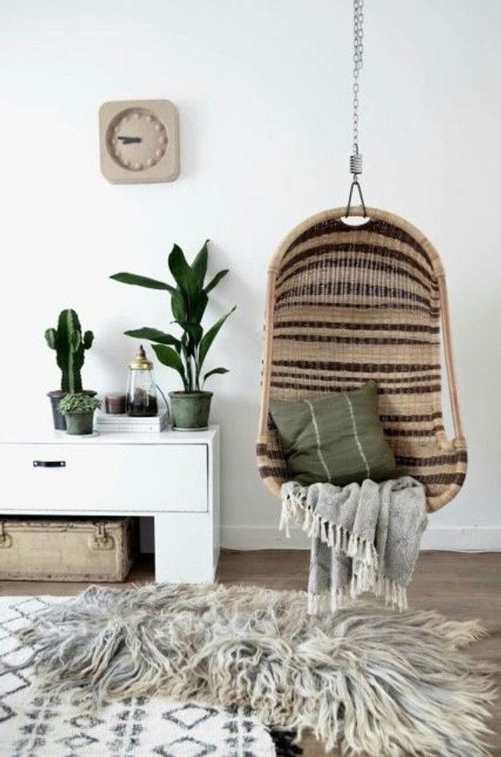 Seattle boho interior design