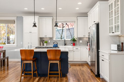 Seattle Craftsman Kitchen Remodel