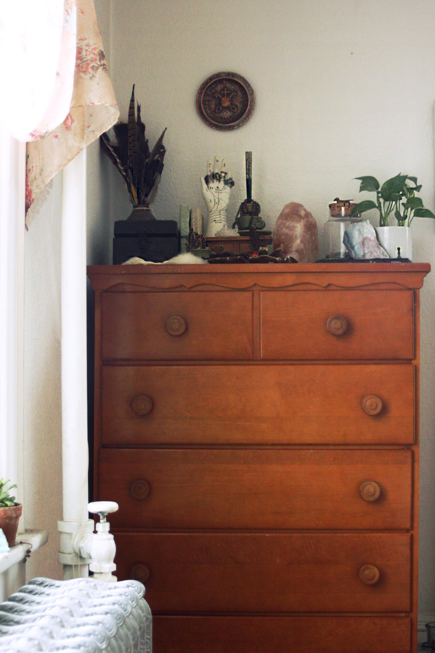 honey lune hivery bedroom