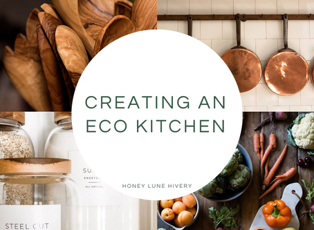 Creating an Eco Kitchen