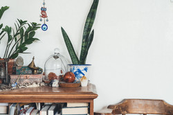Eclectic Capitol Hill Apartment Decor
