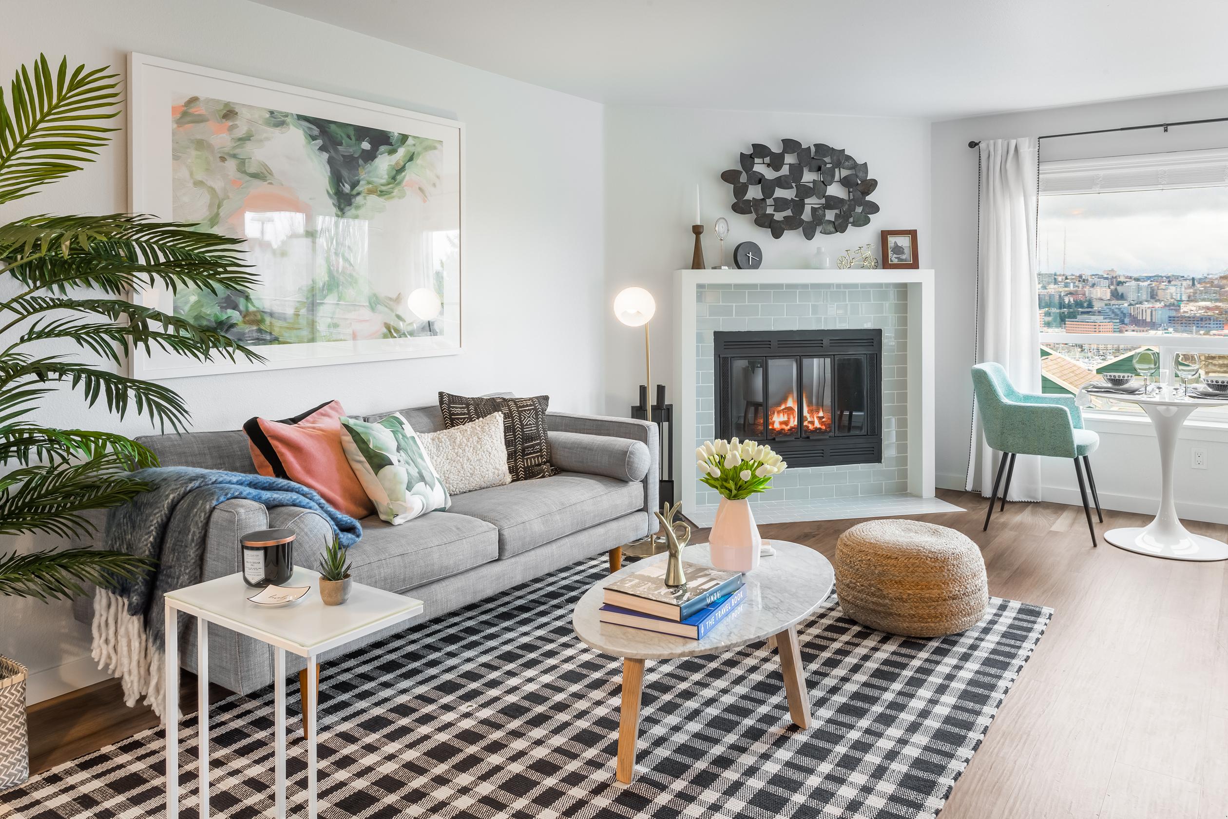 Modern Interior Design in Seattle