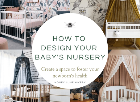 Healthy Ways to Design your Baby's Nursery