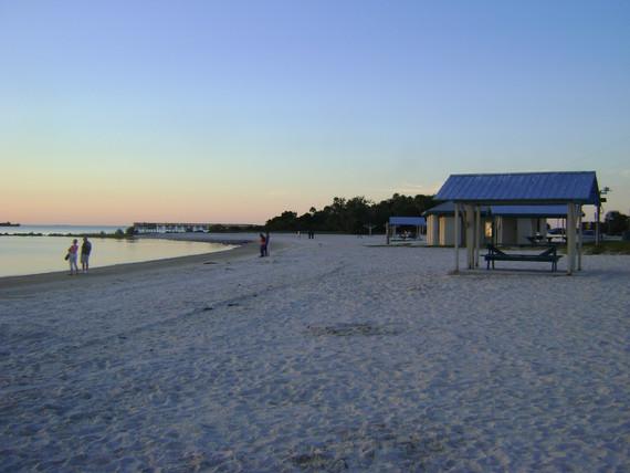 Ft. Island Trail Beach