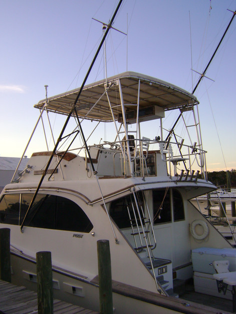 Area Fishing and Boating