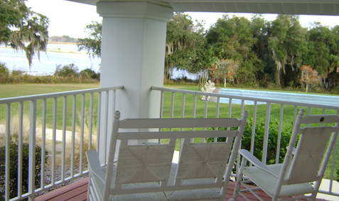 Just Chillin', Clubhouse View in Arbor Lakes Estates