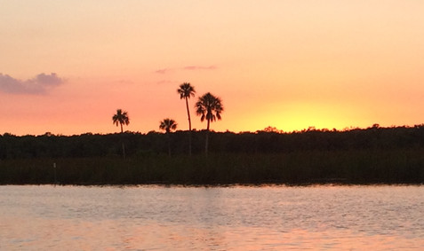 Sunset Cruise on the Crystal River