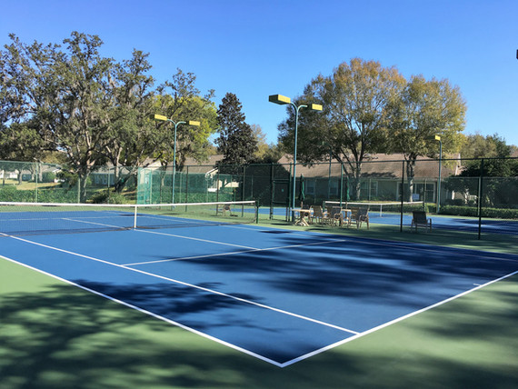 Meadowcrest Tennis Courts