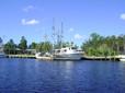 Inglis, FL Waterway