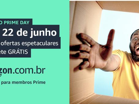 Prime day - 2 dias de super descontos na Amazon Brasil