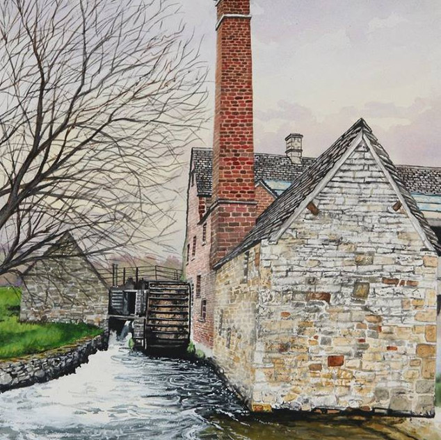 Watermill