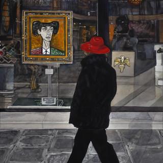 Paris The Red Hat