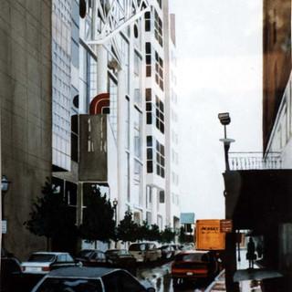 Downtown Rain