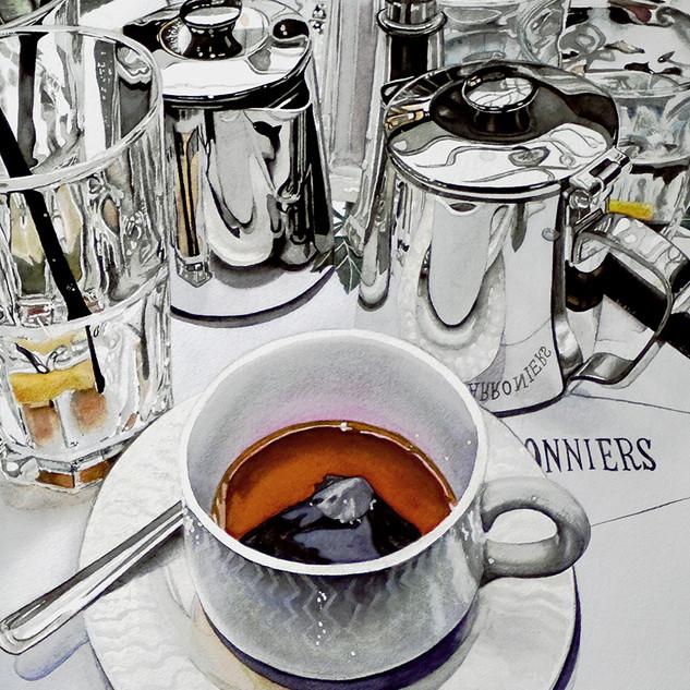 Paris: Après le Déjeuner
