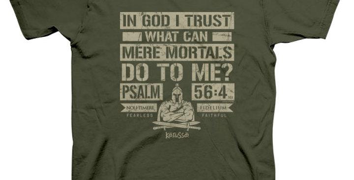 Kerusso Christian T-Shirt Mere Mortals