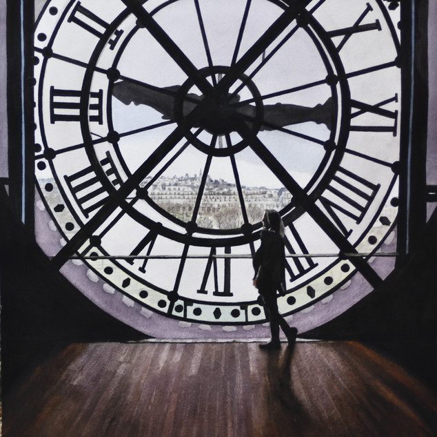 Paris - Time