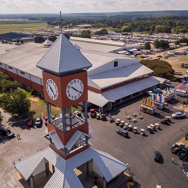 Aerial Building Video