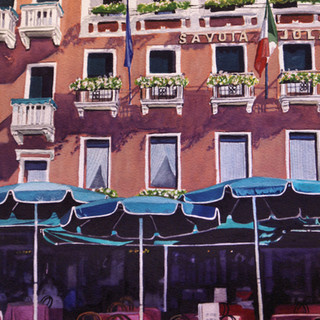Savoia - Watercolor - Available