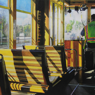 The Trolley Driver