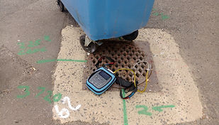 Landfill gas assessment