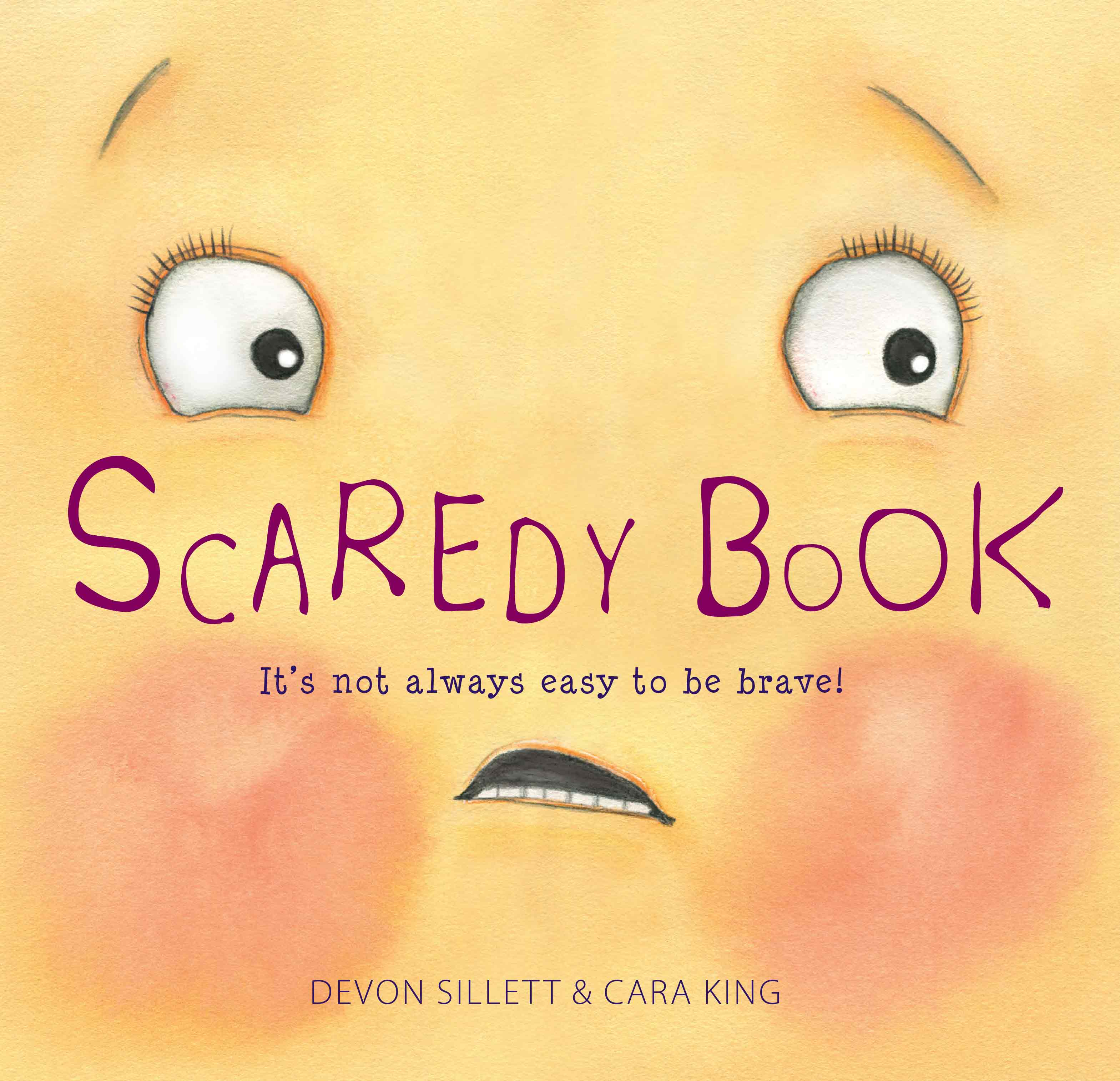 Scaredy Book